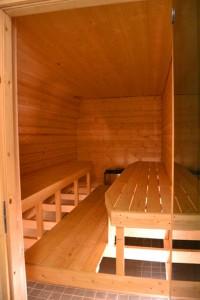 Tusmulan sauna