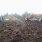 Lastenradan rakennus alkoi tänään… (kuvia!)