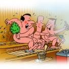 Sauna-ilta Luolan talkoolaisille 2.3.2013 klo 18.00 -> Ilmoittautuminen artikkelissa!