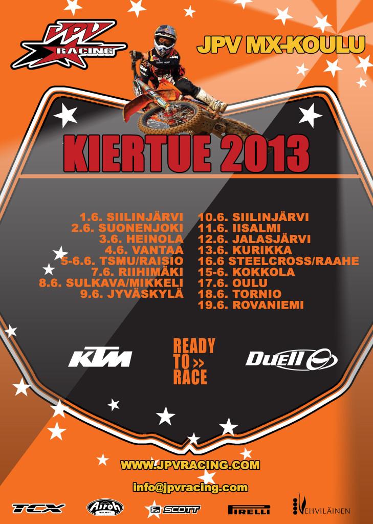 KIERTUE 2013