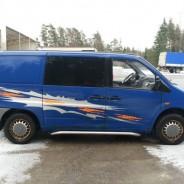 Mercedes-Benz Vito – ID 6241373 110D Hyvä ja luotettava auto myynnissä nyt!