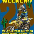 West Cross Weekend – 19.-20.4.2014