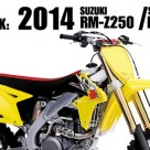 First Ride 2015 Suzuki RMZ250 – Motocross Action Magazine