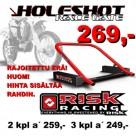 HoleShot harjoituspuomi