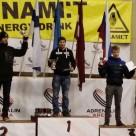 TSMU:n Suzuki kuljettajat Riku ja Janne virossa Baltic Master cup osakilpailussa!