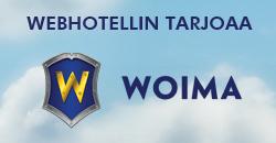 Webhotellin tarjoaa Woima Hosting