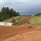 #100 Miro Varjonen kilpaili Karksi-Nuiassa, Virossa……