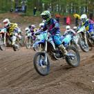 Motocrosskauden viimeinen kilpailu käynnistyi Laitilassa lauantaina