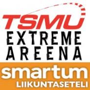 Tsmu extreme areena auki su 10.11.2019 kello 12:00-16:00
