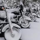 Moottoripyörille edullista talvisäilytystä!