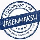 VUODEN 2017 JÄSENMAKSU ON ERÄÄNTYNYT 1.12.2016