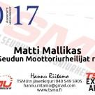 TSMU:n jäsenkortit 2017