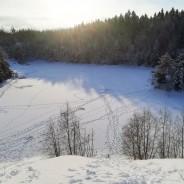 Jäkärlän tiilitehtaan jäärata-ajot peruttu sunnuntailta 18.2.
