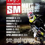 Motocross Joukkue SM-kilpailut Sipoossa 22.-23.9